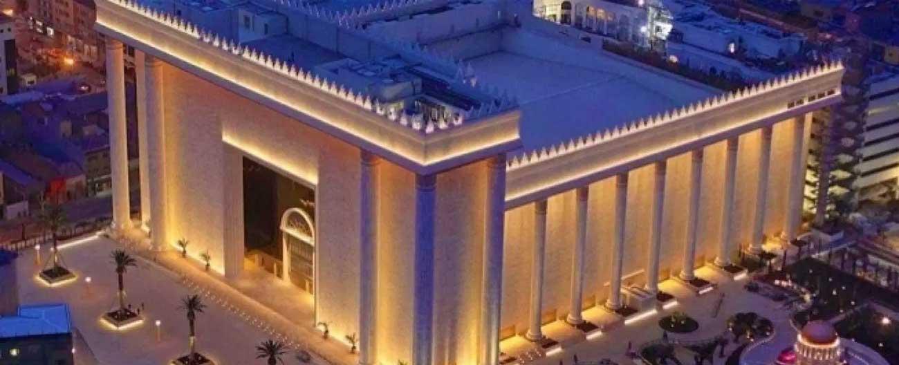 Templo de Salomão-SP