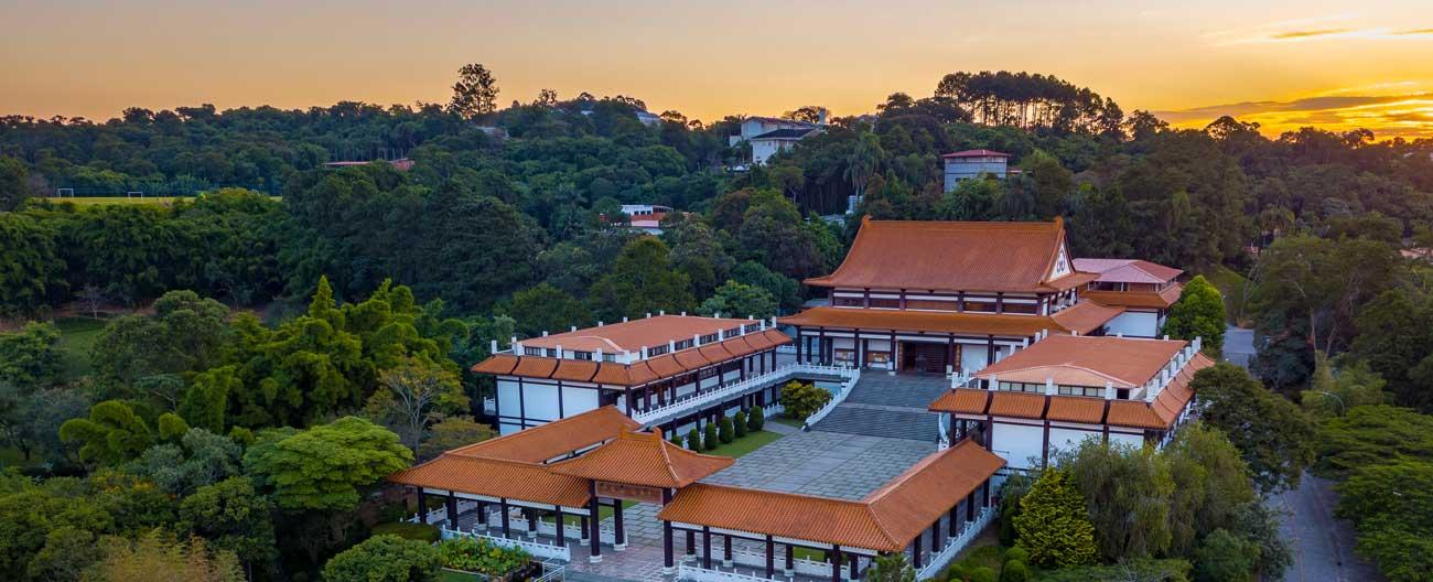 Templo Zu Lai - Cotia-SP
