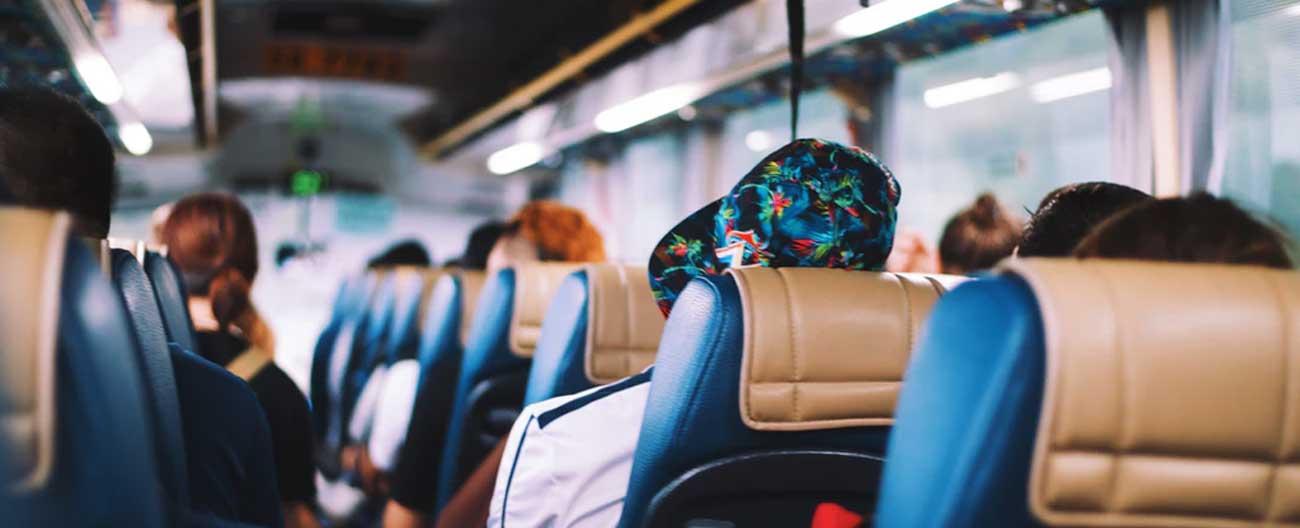 Coisas pra fazer durante sua longa viagem de ônibus