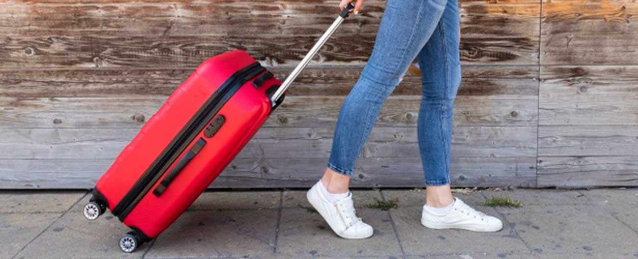 Qual é o limite de bagagem no ônibus?
