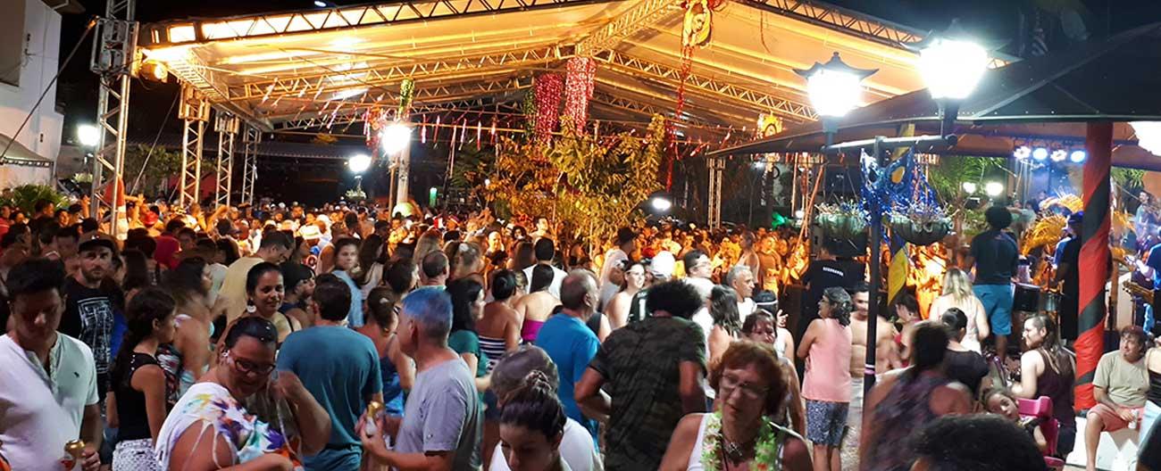Carnaval em Águas de São Pedro (SP)