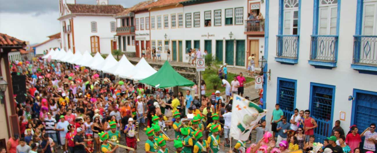 Carnaval em Diamantina (MG)
