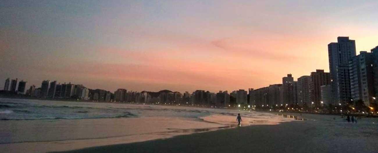 Praia do Guarujá (SP)