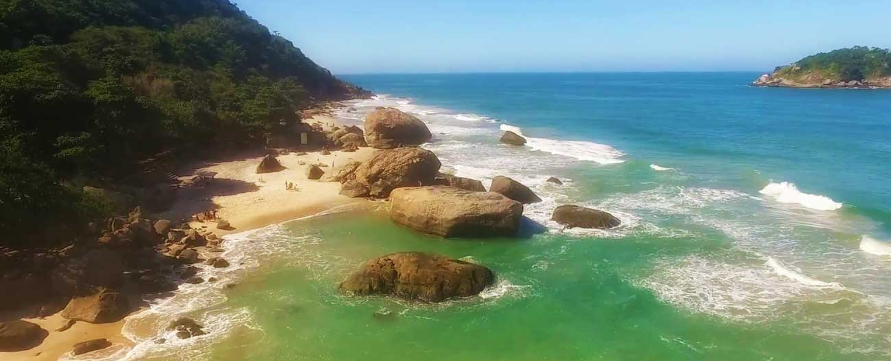 Praia de Grumari, uma beleza diferente no Rio de Janeiro (RJ)