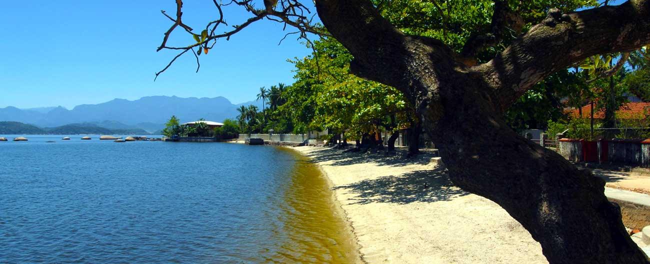 O sossego da Ilha de Paquetá
