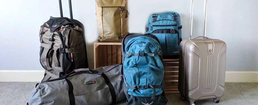 Leve sua bagagem com inteligência