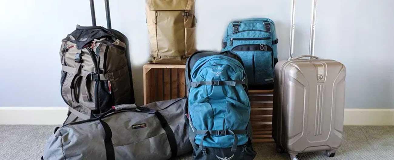 Não há cobrança por excesso de bagagem