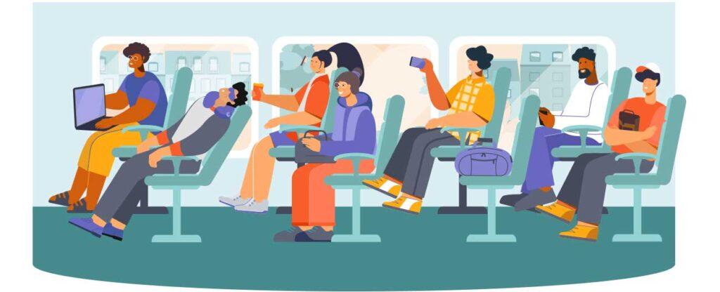 Como comprar passagens de ônibus para outra pessoa