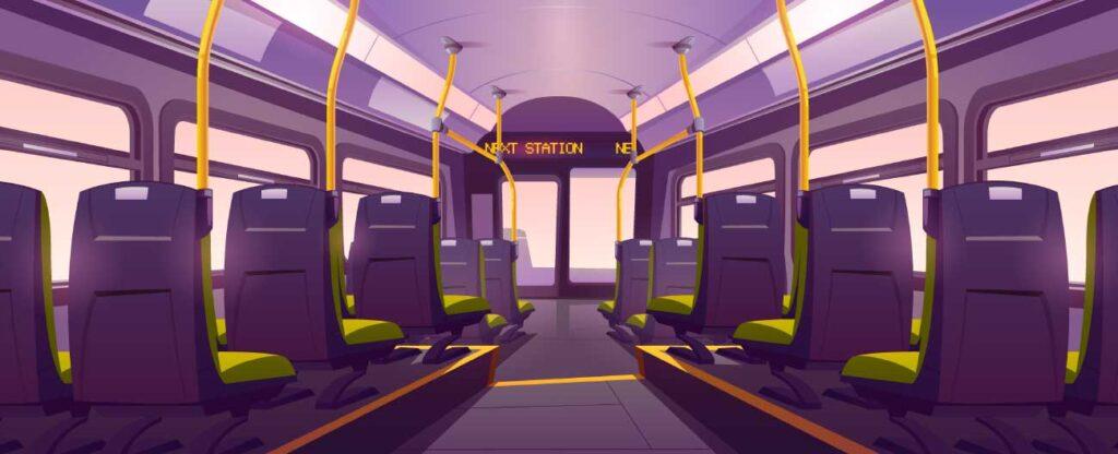 Como fazer surpresa para presentear a pessoa com passagens de ônibus?