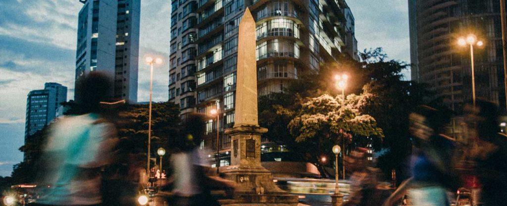 Rota do Rock em Belo Horizonte (MG)