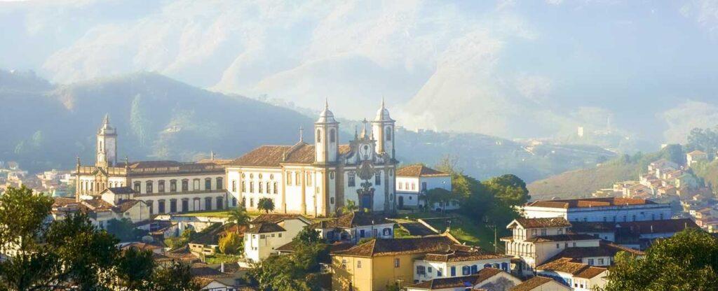 Rota do frio: Ouro Preto (MG)