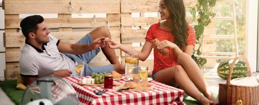 Ideia para o Dia dos Namorados: Piquenique
