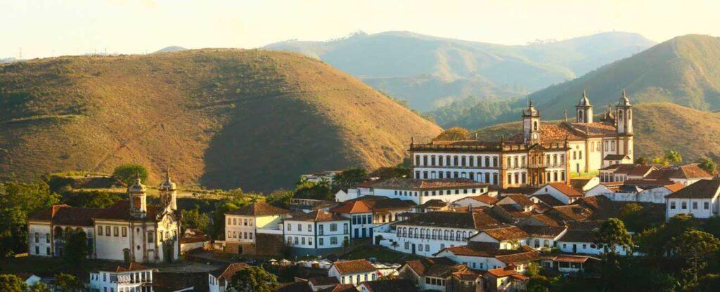 Cidades históricas de Minas Gerais (MG)